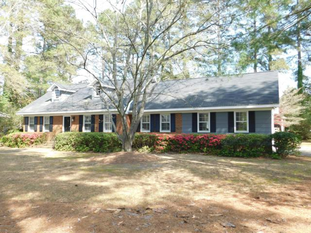706 Highland Drive, Laurinburg, NC 28352 (MLS #100162811) :: The Bob Williams Team