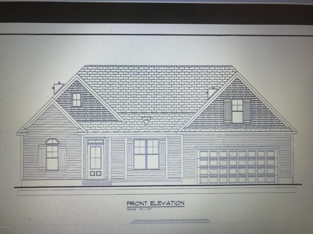 117 Paddle Lane Ln, Swansboro, NC 28584 (MLS #100162850) :: Century 21 Sweyer & Associates