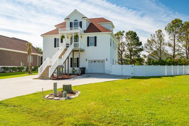213 Tidewater Drive, Newport, NC 28570 (MLS #100163075) :: Donna & Team New Bern