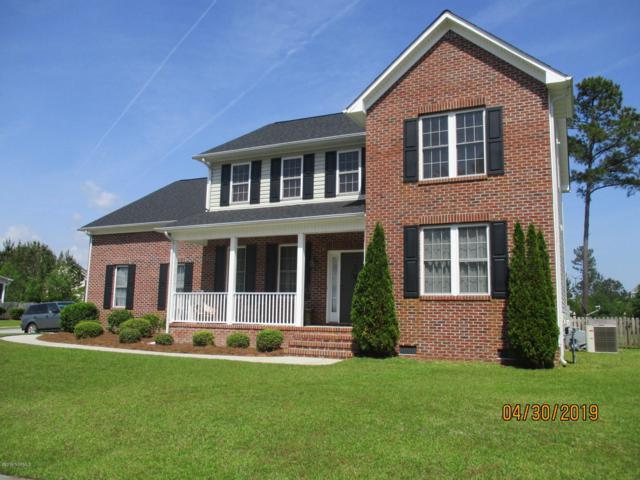 100 Burning Tree Lane, Jacksonville, NC 28546 (MLS #100163245) :: Coldwell Banker Sea Coast Advantage