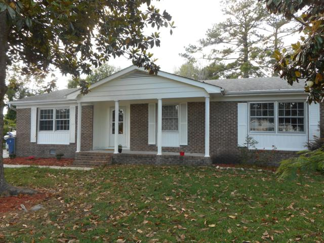 109 Smith Circle, Havelock, NC 28532 (MLS #100163262) :: Century 21 Sweyer & Associates
