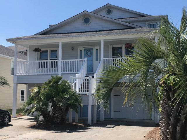 507 Carolina Sands Drive, Carolina Beach, NC 28428 (MLS #100163312) :: The Keith Beatty Team