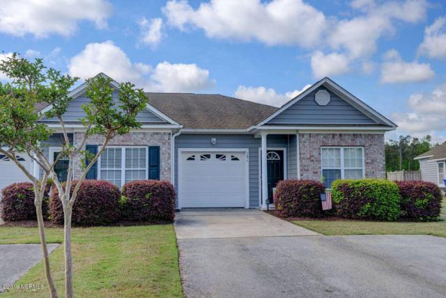 131 Kellerton Court, Winnabow, NC 28479 (MLS #100163396) :: Donna & Team New Bern