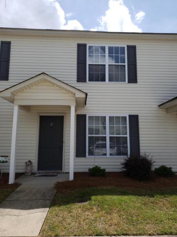 4243 Dudleys Grant Drive F, Winterville, NC 28590 (MLS #100163704) :: Century 21 Sweyer & Associates