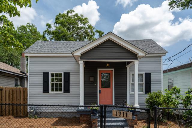 1211 S 6th Street, Wilmington, NC 28401 (MLS #100163939) :: Coldwell Banker Sea Coast Advantage