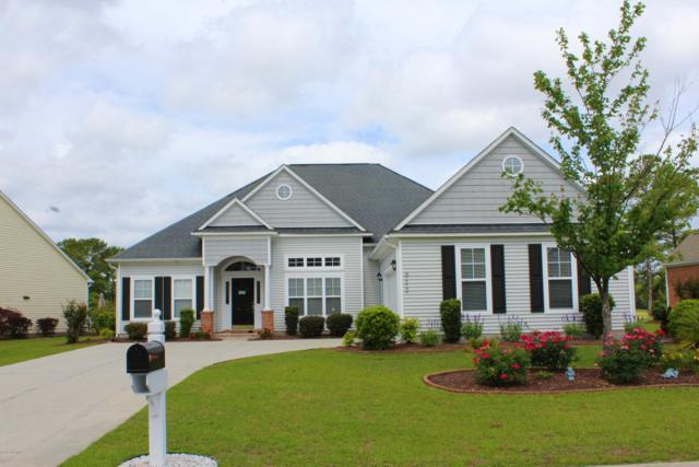 922 Meadowlands Trail, Calabash, NC 28467 (MLS #100164005) :: Donna & Team New Bern