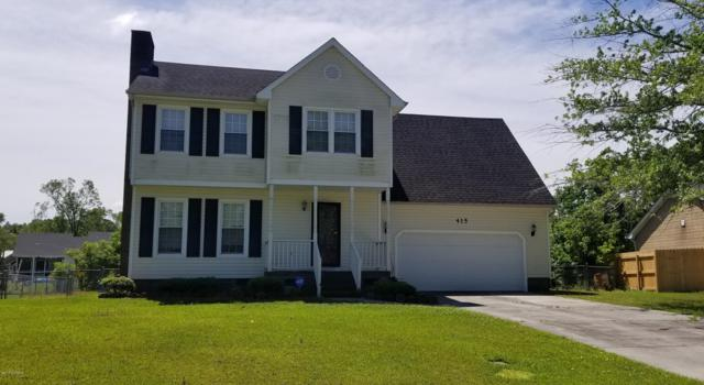 415 Raintree Road, Jacksonville, NC 28540 (MLS #100164070) :: Berkshire Hathaway HomeServices Hometown, REALTORS®