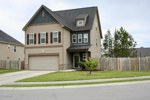 302 Walkens Woods Lane, Jacksonville, NC 28546 (MLS #100164138) :: Coldwell Banker Sea Coast Advantage