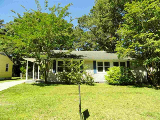 529 Henderson Drive, Jacksonville, NC 28540 (MLS #100164325) :: Vance Young and Associates