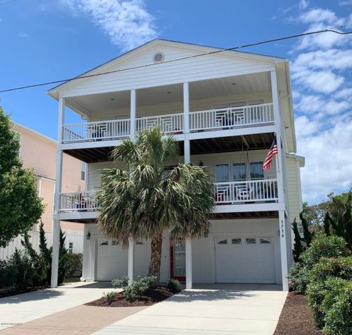 1718 Mackerel Lane, Kure Beach, NC 28449 (MLS #100164330) :: Vance Young and Associates