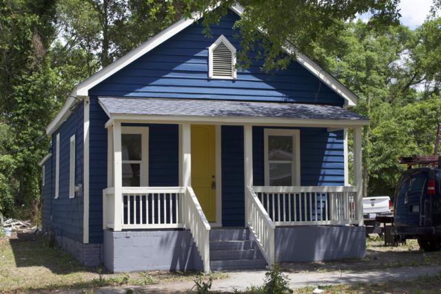 613 S 7th Street, Wilmington, NC 28401 (MLS #100164355) :: Coldwell Banker Sea Coast Advantage