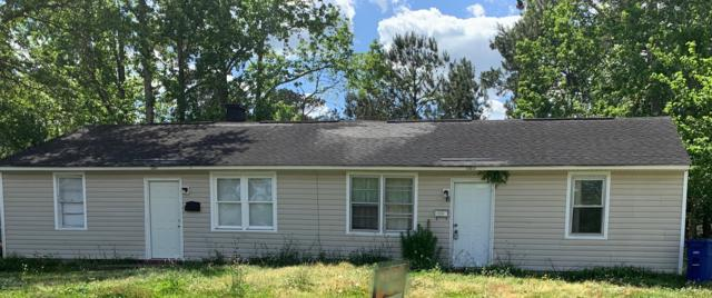 1203 Davis Street, Jacksonville, NC 28540 (MLS #100164360) :: Vance Young and Associates