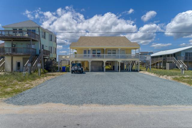 219 Seashore Drive, North Topsail Beach, NC 28460 (MLS #100164397) :: The Bob Williams Team
