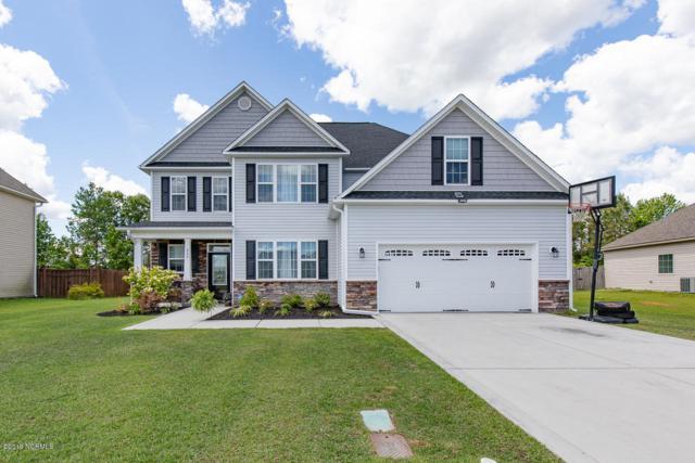 829 Solomon Drive, Jacksonville, NC 28546 (MLS #100164508) :: Vance Young and Associates