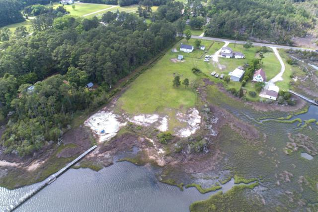 338 Straits Road, Beaufort, NC 28516 (MLS #100164729) :: The Chris Luther Team