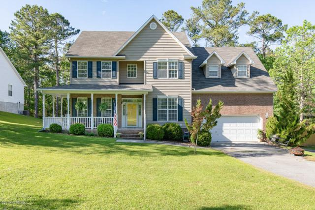 174 Dockside Drive, Jacksonville, NC 28546 (MLS #100164760) :: Lynda Haraway Group Real Estate