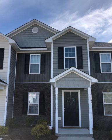 102 W Murrow Lane, Jacksonville, NC 28546 (MLS #100164777) :: Vance Young and Associates