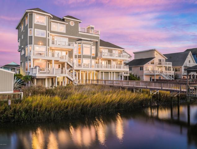 1107 Canal Drive, Carolina Beach, NC 28428 (MLS #100164780) :: Century 21 Sweyer & Associates