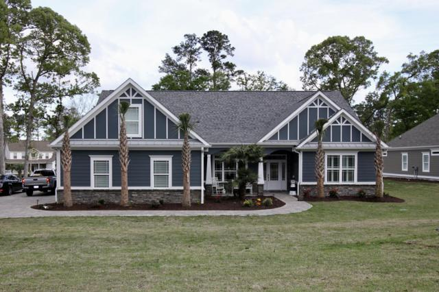 606 Crow Creek Drive NW, Calabash, NC 28467 (MLS #100164805) :: Century 21 Sweyer & Associates