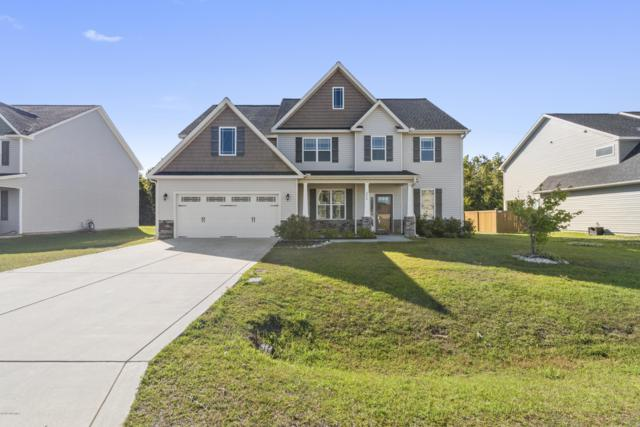 250 Watercrest Landing Way, Swansboro, NC 28584 (MLS #100165019) :: Coldwell Banker Sea Coast Advantage