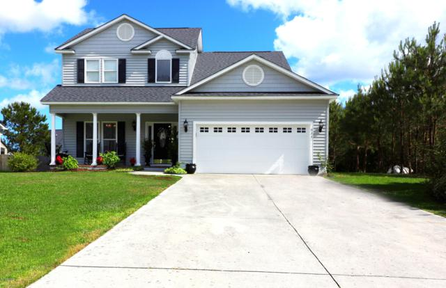 923 Eastman Creek Drive, Beaufort, NC 28516 (MLS #100165066) :: Donna & Team New Bern
