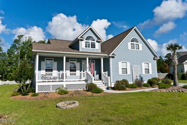 226 Bluewater Cove, Swansboro, NC 28584 (MLS #100165186) :: Coldwell Banker Sea Coast Advantage
