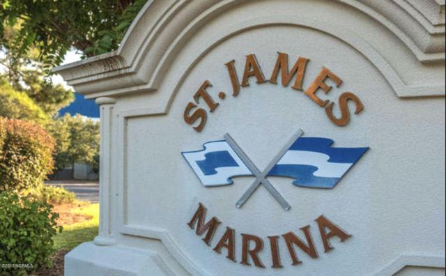 2751 St. James Drive SE B-14, Southport, NC 28461 (MLS #100165200) :: The Bob Williams Team