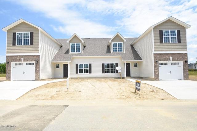 3513 Holman Way A, Greenville, NC 27834 (MLS #100165219) :: The Pistol Tingen Team- Berkshire Hathaway HomeServices Prime Properties