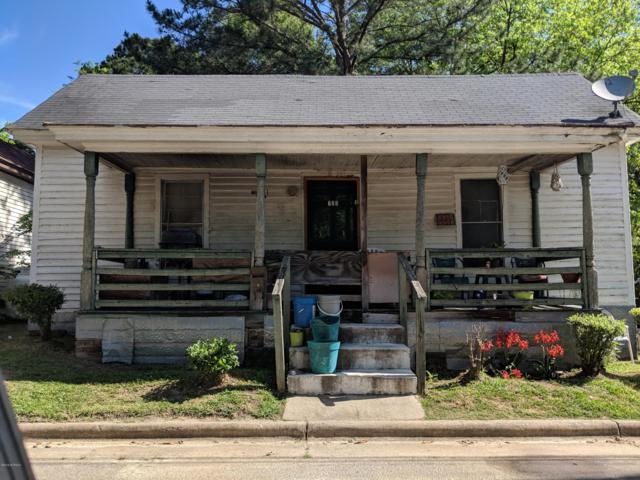 723 Viola Street E, Wilson, NC 27893 (MLS #100165226) :: Century 21 Sweyer & Associates