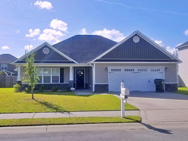 831 Dynasty Drive, Jacksonville, NC 28546 (MLS #100165285) :: Vance Young and Associates