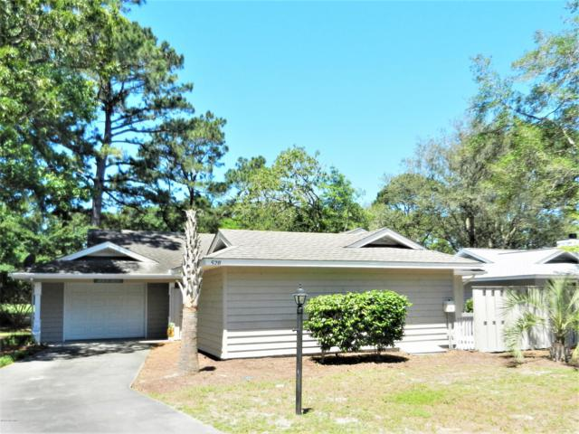 528 Fairway Drive W, Sunset Beach, NC 28468 (MLS #100165524) :: Coldwell Banker Sea Coast Advantage