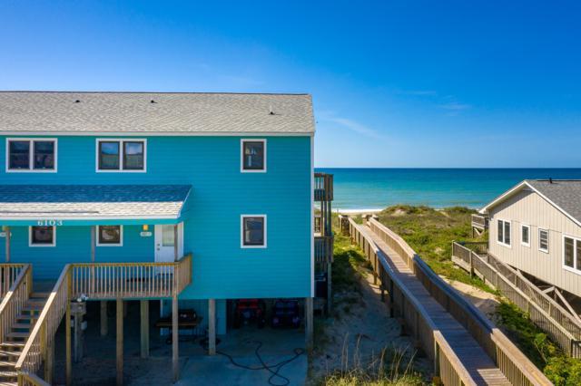 6103 Ocean Drive W, Emerald Isle, NC 28594 (MLS #100165532) :: Coldwell Banker Sea Coast Advantage