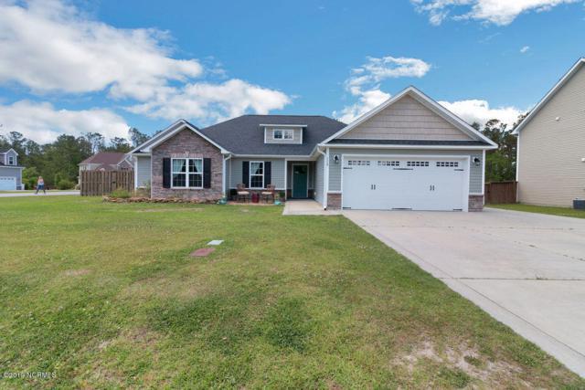 119 Peytons Ridge Drive, Hubert, NC 28539 (MLS #100165577) :: Coldwell Banker Sea Coast Advantage