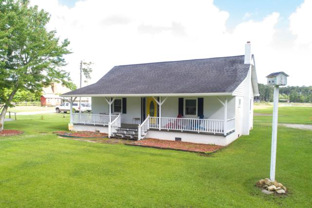 342 Straits Road, Beaufort, NC 28516 (MLS #100165587) :: The Chris Luther Team