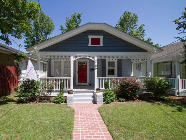 2109 Barnett Avenue, Wilmington, NC 28403 (MLS #100165648) :: David Cummings Real Estate Team