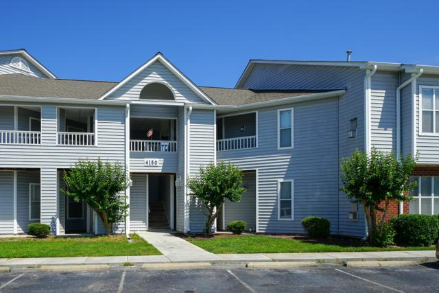 4150 Breezewood Drive #204, Wilmington, NC 28411 (MLS #100165749) :: The Bob Williams Team