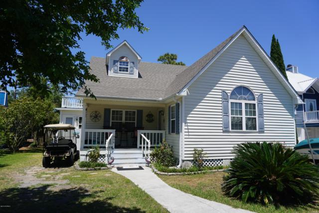 606 Seafarer Drive, Carolina Beach, NC 28428 (MLS #100165818) :: The Keith Beatty Team