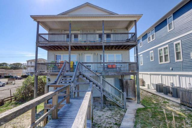 341 S Fort Fisher Boulevard, Kure Beach, NC 28449 (MLS #100165836) :: The Keith Beatty Team