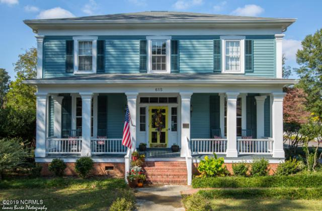 615 College Street, Clinton, NC 28328 (MLS #100165839) :: Lynda Haraway Group Real Estate