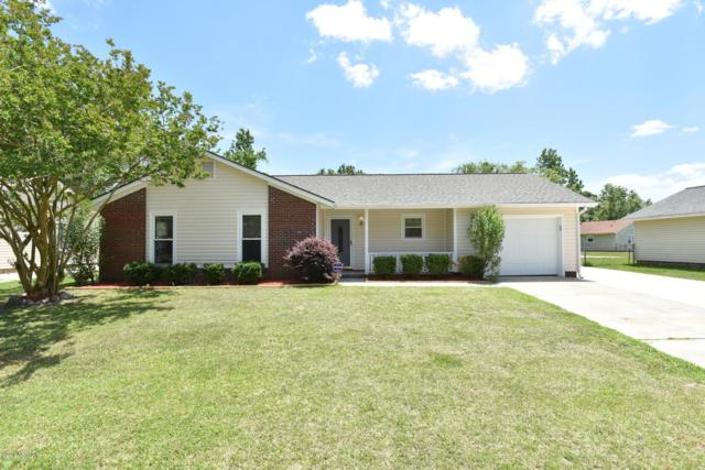 224 Branchwood Drive, Jacksonville, NC 28546 (MLS #100165846) :: RE/MAX Elite Realty Group