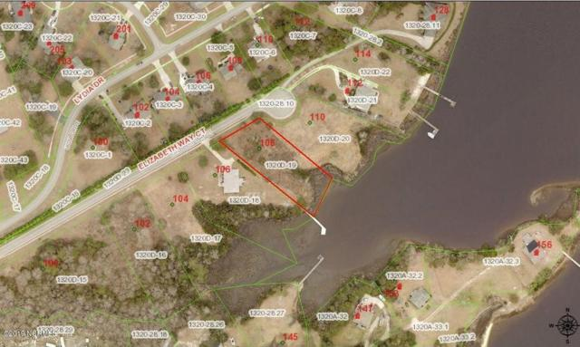 108 Elizabeth Way Court, Swansboro, NC 28584 (MLS #100165912) :: Coldwell Banker Sea Coast Advantage