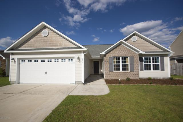 240 Merin Height Road, Jacksonville, NC 28546 (MLS #100165916) :: The Bob Williams Team