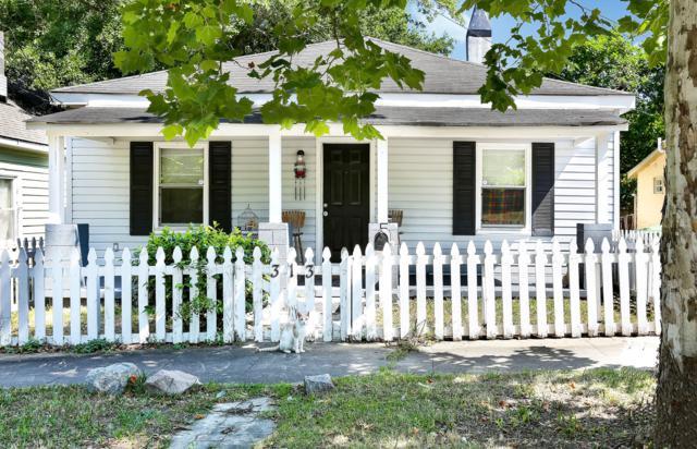 313 Meares Street, Wilmington, NC 28401 (MLS #100165951) :: Century 21 Sweyer & Associates