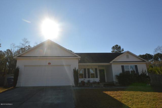 100 Camellia Creek Drive, Richlands, NC 28574 (MLS #100165953) :: Coldwell Banker Sea Coast Advantage