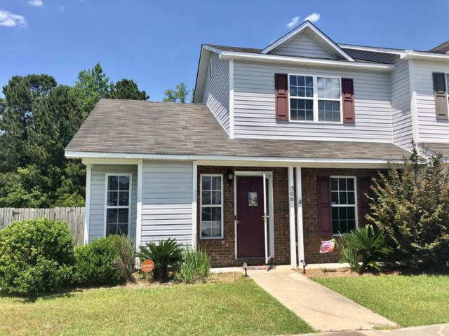 306 Pinegrove Court, Jacksonville, NC 28546 (MLS #100165965) :: RE/MAX Essential