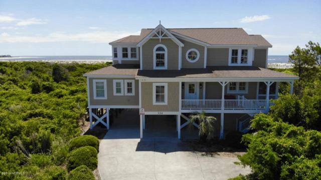 332 Serenity Lane, Holden Beach, NC 28462 (MLS #100166011) :: Vance Young and Associates