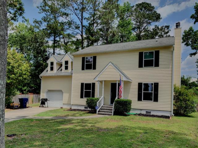 119 Stonebridge Trail, Havelock, NC 28532 (MLS #100166023) :: The Bob Williams Team