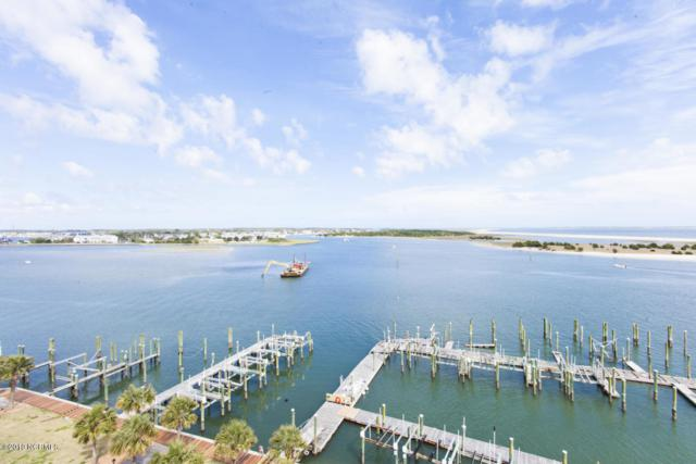 100 Olde Towne Yacht Club Road E8, Beaufort, NC 28516 (MLS #100166085) :: The Bob Williams Team