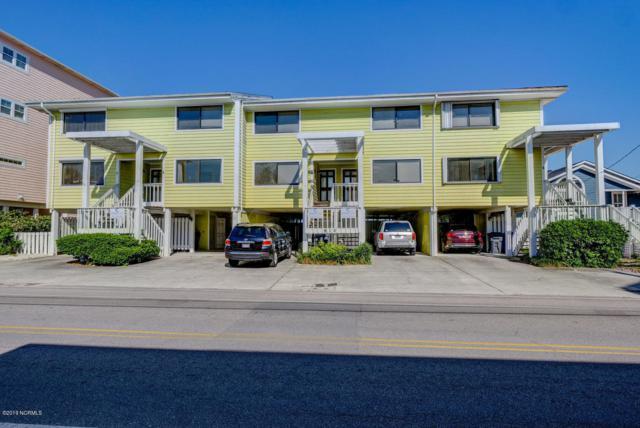 814 Carolina Beach Avenue N #2, Carolina Beach, NC 28428 (MLS #100166093) :: The Keith Beatty Team