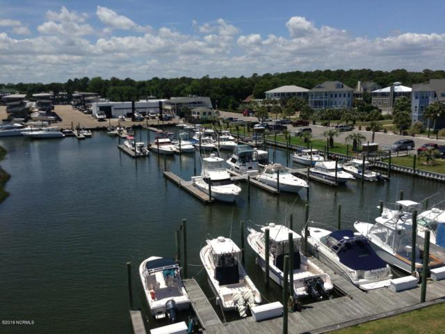 801 Paoli Court 35' Slip #92, Wilmington, NC 28409 (MLS #100166116) :: The Keith Beatty Team